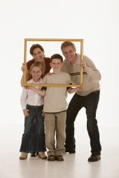 family_framed